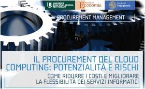 cloud procurement event