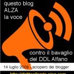 Italian blog strike for Internet Freedom