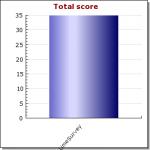 LimeSurvey Total Score