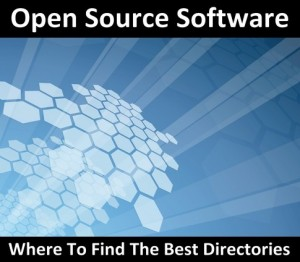 open source software where to find the best directories