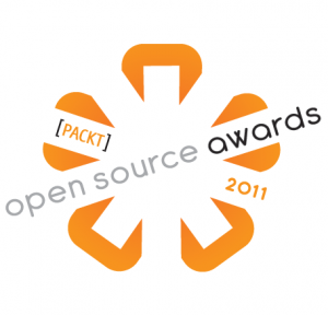 open source awards 2011 logo