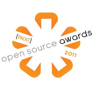 open source awards 2011 logo